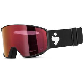 Sweet Protection Boondock RIG Reflect BLI Goggles Men matte black/black-RIG amethyst-topaz